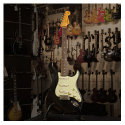 Fender 59 Stratocaster Limited Relic RW BK Custom Shop