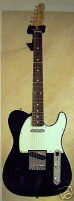 Fender 62 Custom Telecaster RW BK