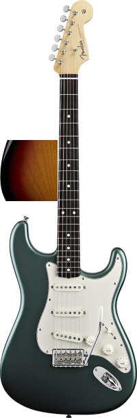 Fender 62 Vintage Hot Rod Stratocaster RW 3TSB