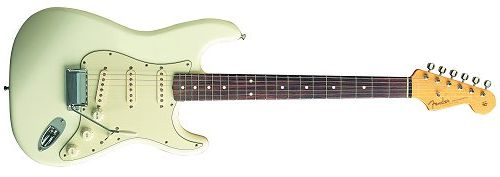 Fender 62 American Vintage Stratocaster - RW OW