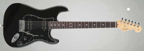 Fender AM Stratocaster HH - RW Black
