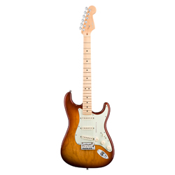 Fender American Deluxe Ash Stratocaster MN TS