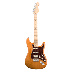 Fender American Deluxe HSS Stratocaster MN AMB
