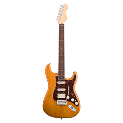 Fender American Deluxe HSS Stratocaster RW AMB