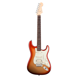 Fender American Deluxe HSS Stratocaster RW SM