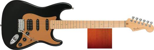 Fender American Deluxe Stratocaster HSS LSR MN 3CS