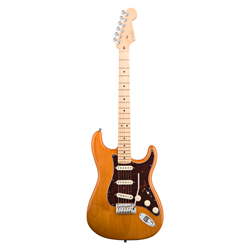 Fender American Deluxe Stratocaster MN AMB