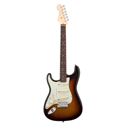 Fender American Deluxe Stratocaster RW 3CS LH