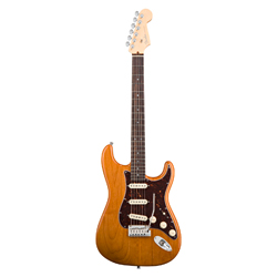 Fender American Deluxe Stratocaster RW AMB