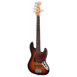 Fender American Standard Jazz Bass V RW 3TS