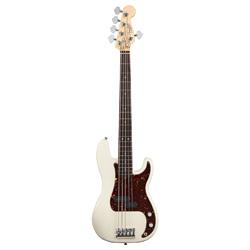 Fender American Standard P-Bass V RW OW