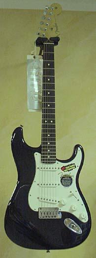 Fender American Stratocaster RW Black