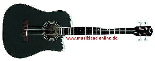 Fender BG-29 Acoustic Bass inkl. Gigbag