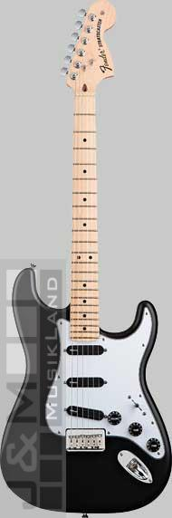 Fender Billy Corgan Strat BK E-Gitarre