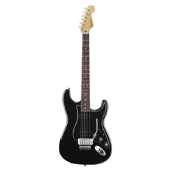 Fender Blacktop Stratocaster HH Floyd Rose RW BK