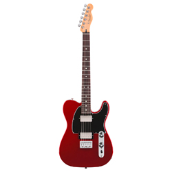 Fender Blacktop Telecaster HH RW CAR