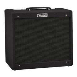 Fender Blues Junior III Stealth Limited Eminence C-Rex