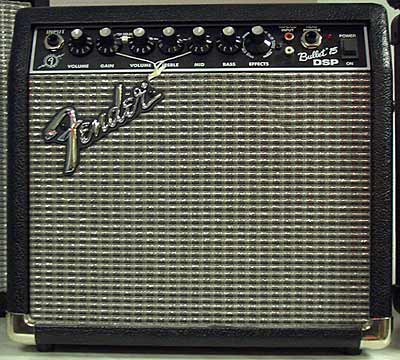 Fender Bullet 15 DSP Amp