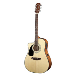 Fender CD-100 CE LH Westerngitarre