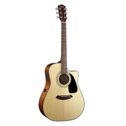 Fender CD-100 CE Westerngitarre