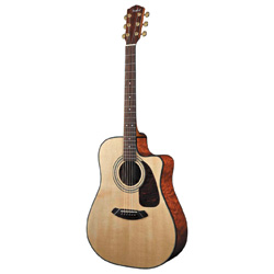 Fender CD-220 SCE Bubinga Westerngitarre