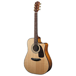 Fender CD-220 SCE DAO Westerngitarre