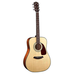Fender CD140S NT Westerngitarre Natural