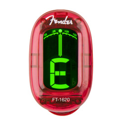 Fender California Clip-On Tuner CAR