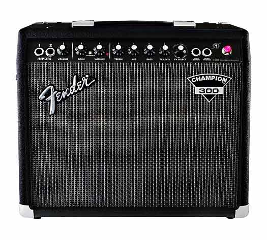 Fender Champion 300 DSP Dynatouch III Combo