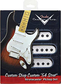 Fender Custom 54 Strat Pickup Set