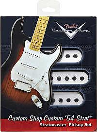 Fender Custom 54 Strat Pickup Set