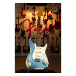 Fender Custom Shop 68 Stratocaster Heavy Relic LPB