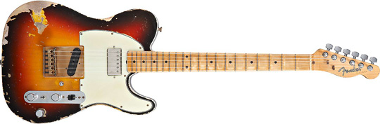Fender Custom Shop Andy Summers Tribute Telecaster