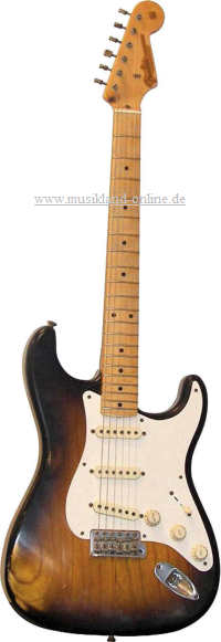 Fender Custom Shop Stratocaster Heavy Relic 2TS
