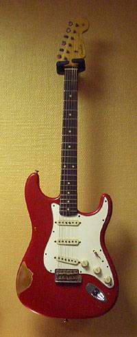 Fender Custom Stratocaster 60' Heavy Relic Sondermodell inkl. Case