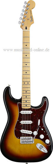 Fender DLX Roadhouse Stratocaster MN 3TS