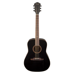 Fender F-1020S Westerngitarre Black