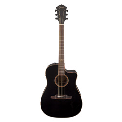 Fender F-1020SCE Westerngitarre Black