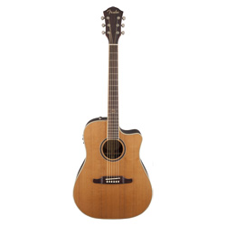 Fender F-1030SCE Westerngitarre Natur
