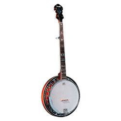 Fender FB-55 Banjo Natural