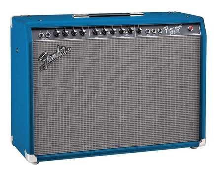 Fender FM 212 R Combo FSR Cobalt Blue