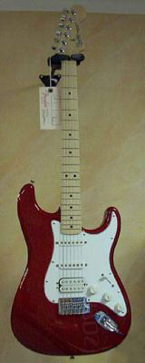 Fender FSR Fat Stratocaster MN CAR