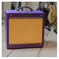 Fender FSR Pro Junior Purple