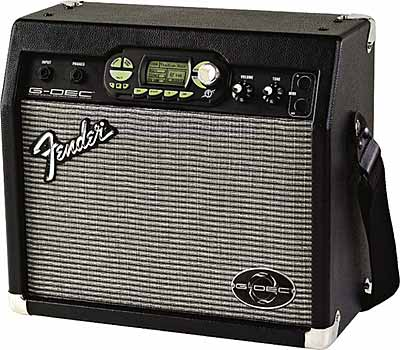 Fender G-Dec 30 Digitaler Combo