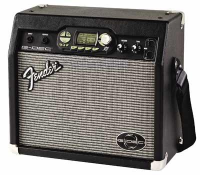 Fender G-Dec Digitaler Combo