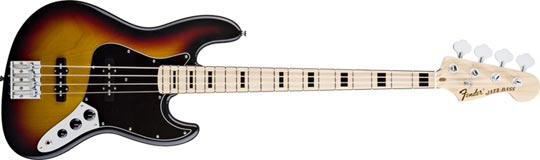 Fender Geddy Lee Jazz Bass MN 3TS