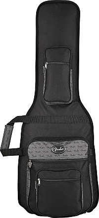 Fender Gig Bag Deluxe black für E-Gitarre