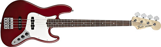 Fender Highway ONE Jazz Bass Flat Black Rosewood