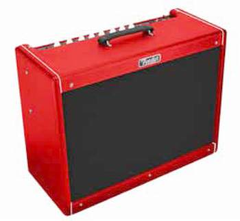 Fender Hot Rod Deluxe FSR Red October