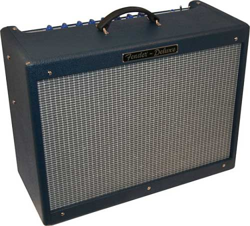 Fender Hot Rod deluxe Bluesman Sondermodell